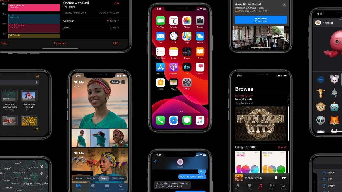 iOS 14 Được biết, nó sẽ tương thích với tất cả các mẫu iPhone mà ...