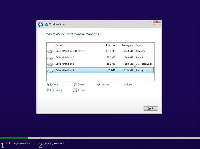 Cài đặt Windows 11 Từ USB