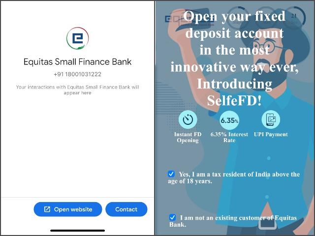 Giờ đây, bạn có thể mở FD trên Google Pay mà không cần mở tài khoản ngân hàng riêng