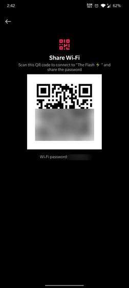 trang mã qr wi-fi