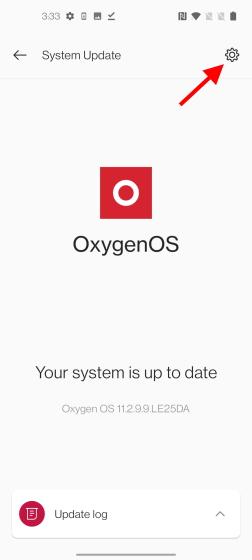 biểu tượng bánh răng oxy os 12 open beta
