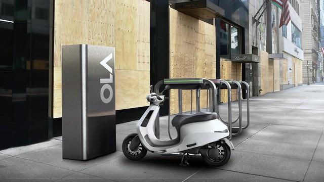 Xe máy điện Ola ở Ấn Độ: Mọi thứ bạn cần biết