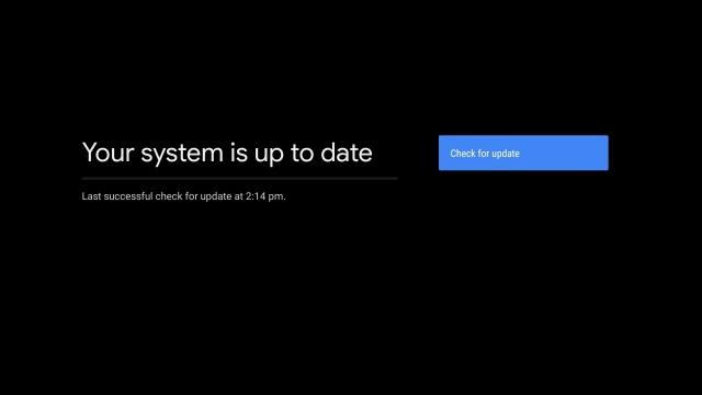 Dữ liệu hiển thị trên Google TV có thể bị hỏng?  Đây là bản sửa lỗi