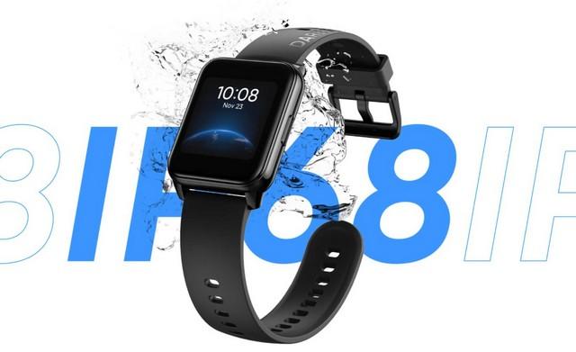 Đồng hồ Realme 2 Ra mắt loạt với 90 chế độ thể thao ở Ấn Độ