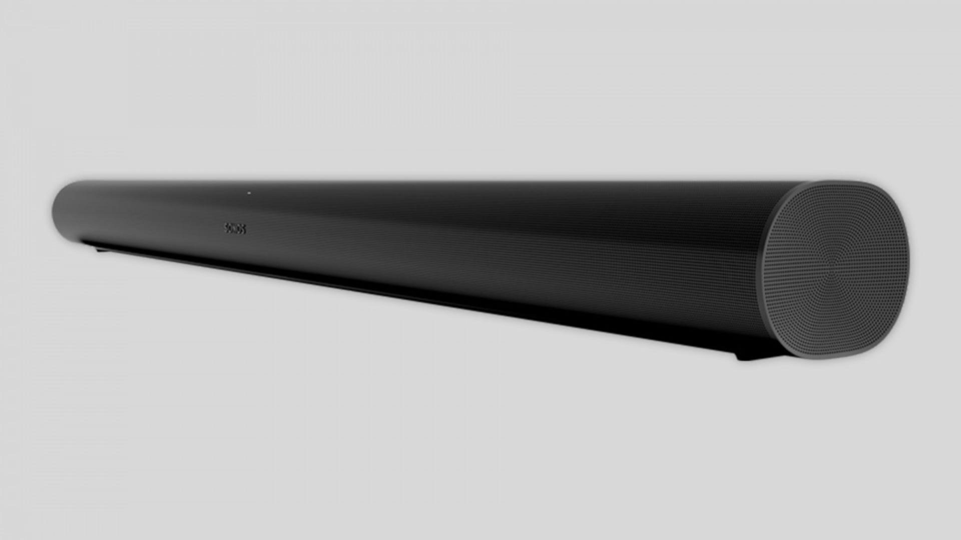 Arc Sonos trên nền trống