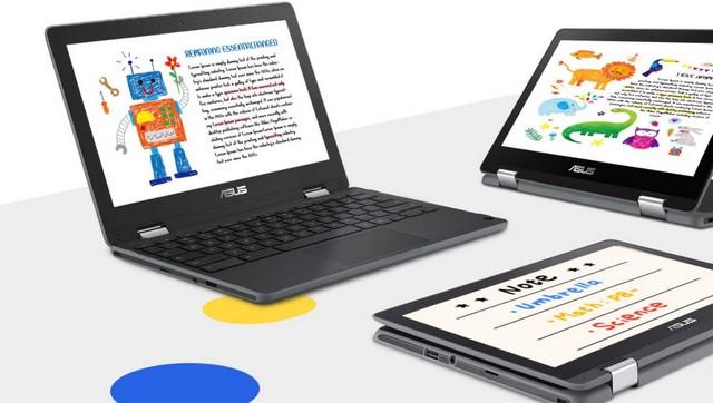 Asus ra mắt sáu chiếc Chromebook giá cả phải chăng mới tại Ấn Độ