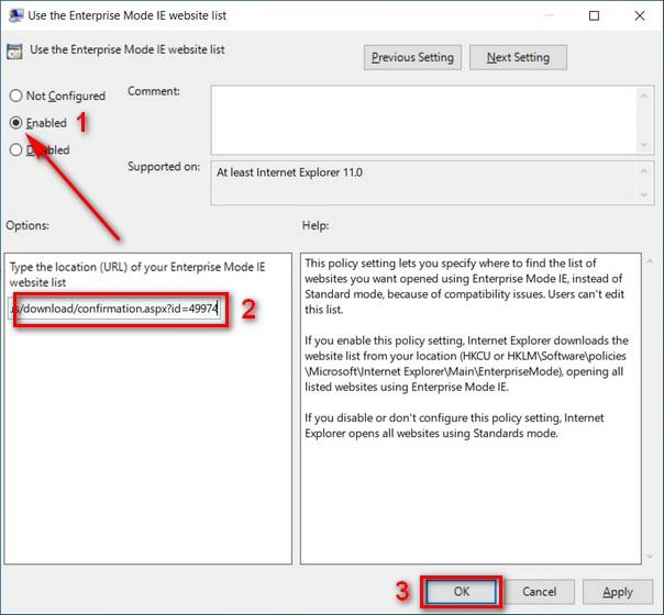 Bật Chế độ IE trên Microsoft Edge Chromium