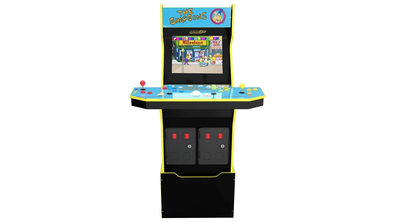 Máy điện tử Simpsons ™
