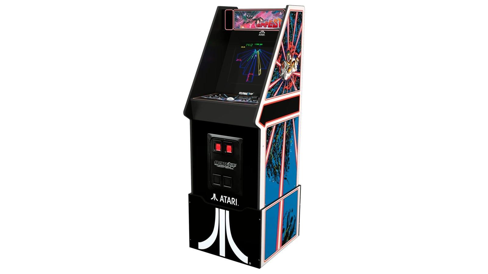 Atari Legacy Edition Arcade Machine