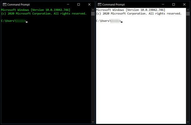 Cách tùy chỉnh màu và phông chữ của dấu nhắc lệnh trong Windows 10