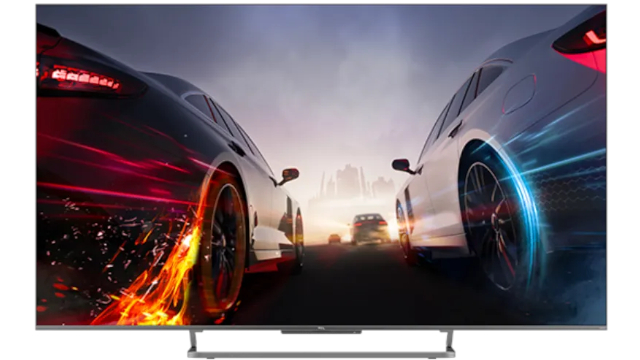 TV Android TCL QLED 4K C728