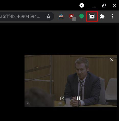 Cách bật Chế độ Ảnh trong Ảnh trên Chromebook