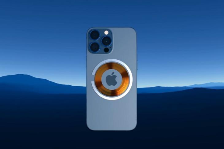 Apple  Có thể thêm sạc không dây ngược trong iPhone 13 Series