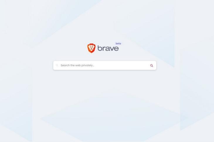 Brave phát hành công cụ tìm kiếm mới
