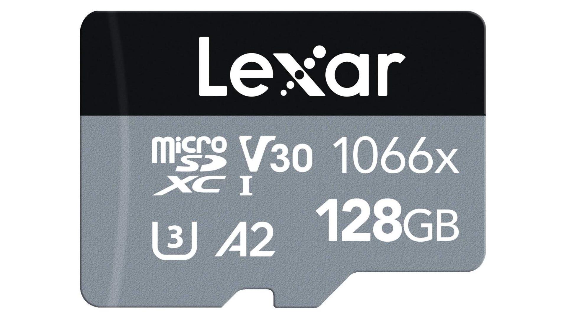 Thẻ SD dòng bạc Lexar