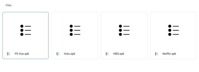 Remap các nút ứng dụng trên Fire TV Remote (2021)