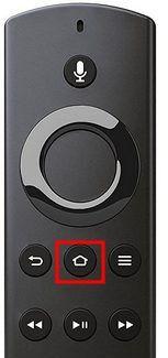 Truyền màn hình Android trên Amazon Fire TV Dính vào