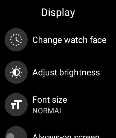 Tùy chỉnh Mặt đồng hồ trên Wear OS (2021)
