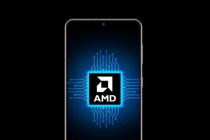Chip Exynos của Samsung với GPU AMD