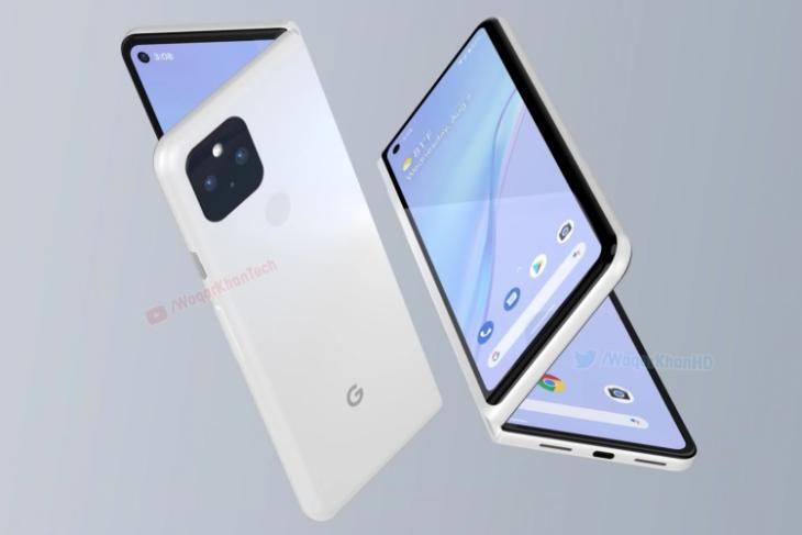 google pixel gấp trên đà phát triển vào cuối năm 2021