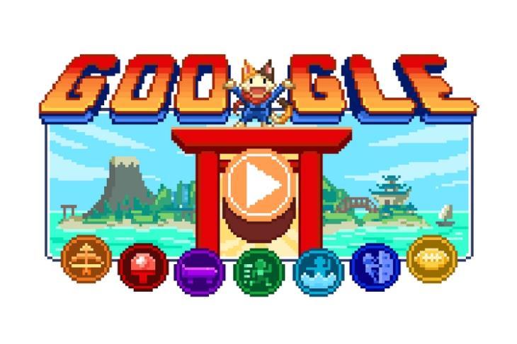 Google ra mắt Doodle Champion Island Games cho Thế vận hội 2020