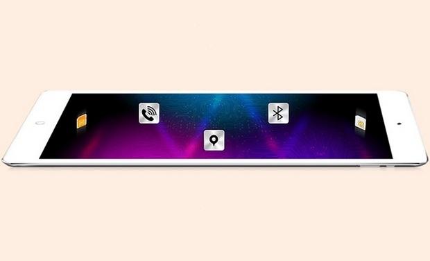 Onda V919 3G Air, an Apple trông giống với màn hình Retina, 8= chipset MTK lõi và Android và Windows hệ điều hành khởi động kép, giá dưới 10.000 Rs