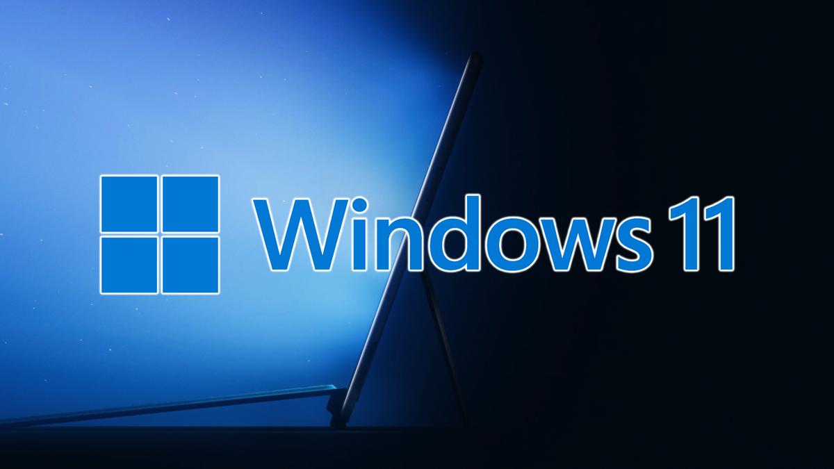 Hình bóng của chiếc máy tính xách tay Surface tiếp theo của Microsoft.