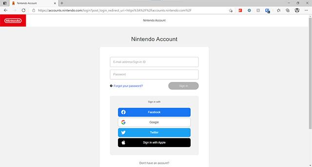 Làm thế nào để kích hoạt xác thực hai yếu tố (2FA) cho của bạn Nintendo Switch Tài khoản