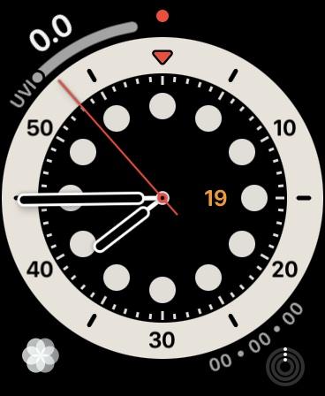 Truy cập Apple Watch đối mặt