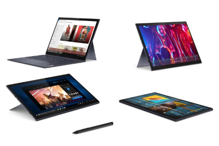 Lenovo Yoga Duet 7i và IdeaPad Duet 3 Ra mắt tại Ấn Độ Giá khởi điểm 29,999 Rs