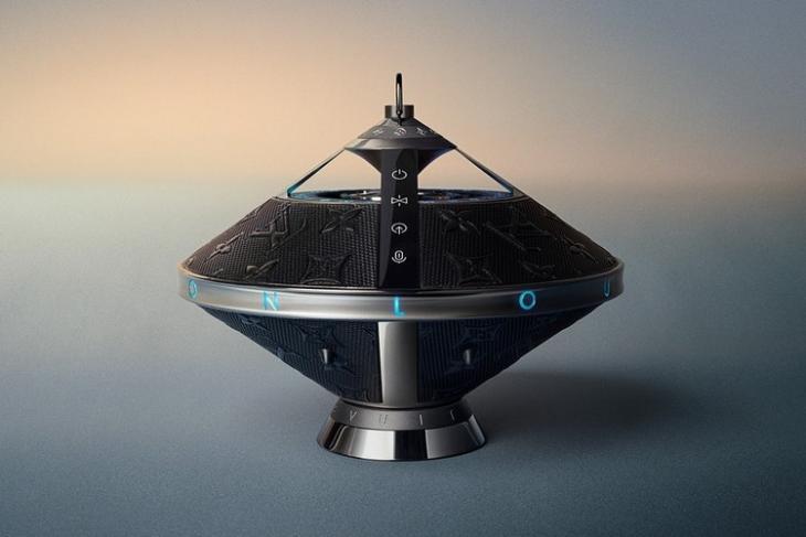 Loa không dây phát sáng Louis Vuitton Horizon