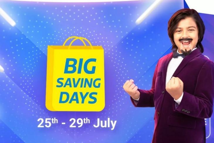 Chương trình giảm giá ngày tiết kiệm lớn của Flipkart sẽ phát hành vào ngày 25 tháng 7