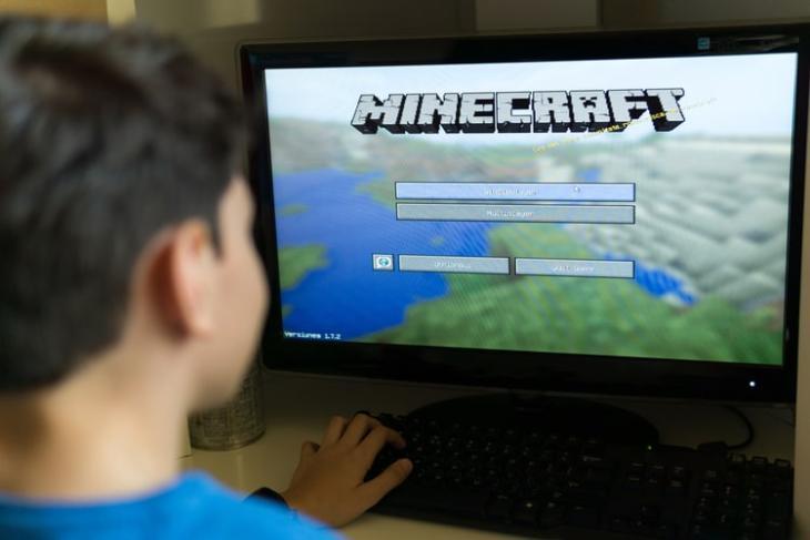 Xây dựng Trái đất trong Minecraft