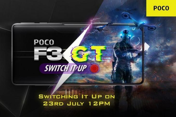 Poco F3 GT Ấn Độ ra mắt được xác nhận vào ngày 23 tháng 7