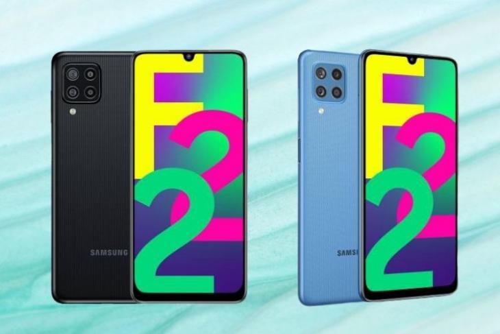 Samsung Galaxy F22 ra mắt ở Ấn Độ