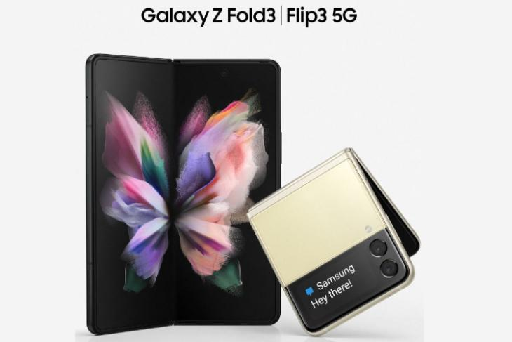 Samsung Galaxy Z Fold 3  và Z Flip 3 Kết xuất bị rò rỉ